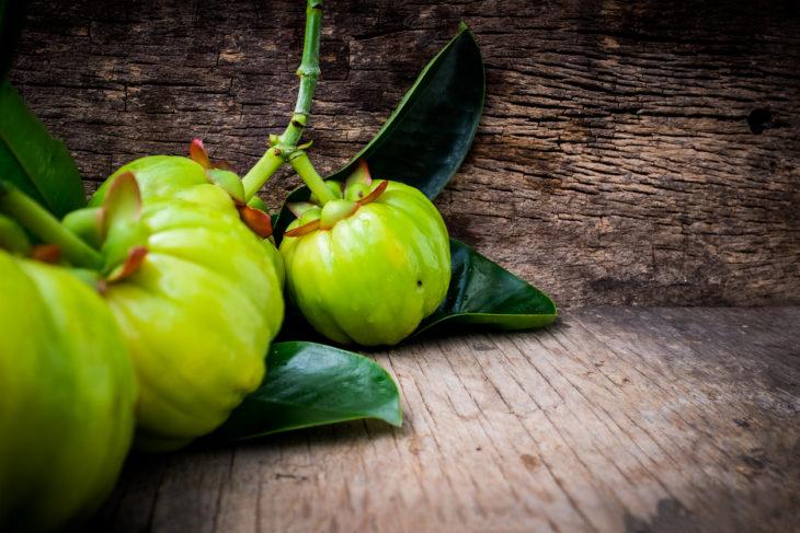 Pure garcinia cambogia green coffee bean raspberry ketone & african mango