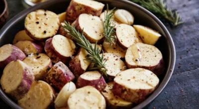 Inhame ou batata doce: quais as diferenças e qual é o mais nutritivo?