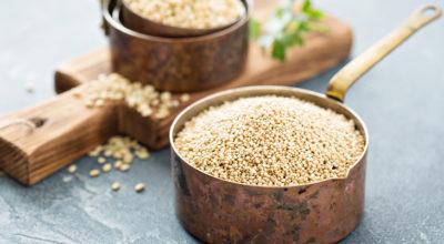 Quinoa: conheça os benefícios poderosos desse alimento