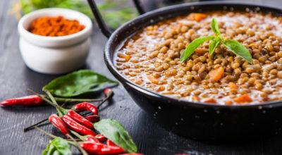 7 razões incríveis para colocar mais lentilha no seu prato