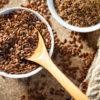 Linhaça: a pequena notável da alimentação saudável