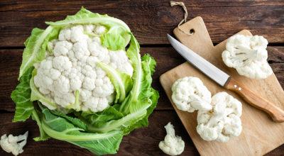 Couve-flor: 5 benefícios incríveis desse vegetal versátil e saudável