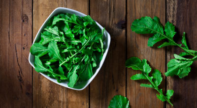 12 motivos para você incluir a rúcula na sua dieta