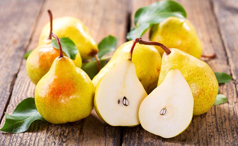 frutas que emagrecem pera