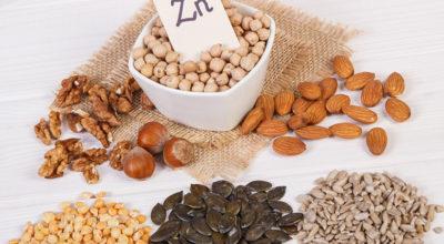 25 alimentos ricos em zinco para incluir na sua dieta