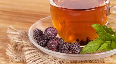 Chá de amora: conheça os benefícios dessa bebida poderosa