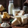 20 alimentos ricos em cálcio que você deveria incluir na alimentação