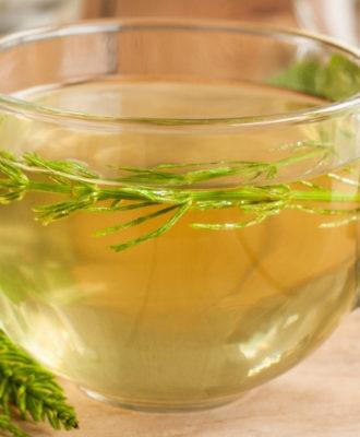 Chá de cavalinha: benefícios e como preparar esse chá milagroso